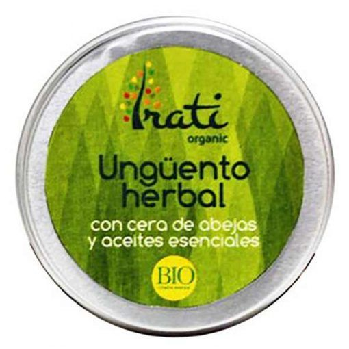 Irati Organic ungüento herbal
