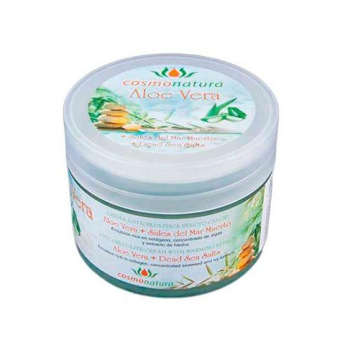 Pere Marve crema anticelulitica efecto calor magic aloe spa