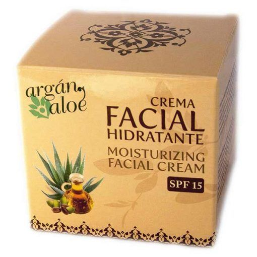 Argan Moisturizing Cream Box