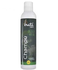 Irati Organic champú cabello normal