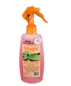 Aloe Canarias spray solar fps 15