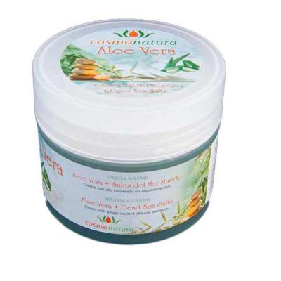 Pere Marve crema de masajes magic aloe spa