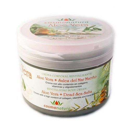 Pere Marve crema revitalizante magic aloe spa