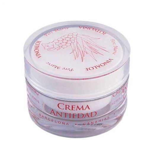 Thermal Teide crema antioxidante anti-age vino aloe